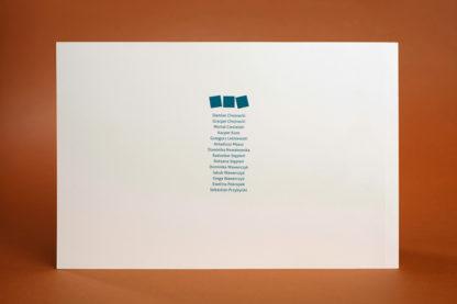 Tylna okładka książki pod tytułem Fenomenalne powierzchnie tnące.