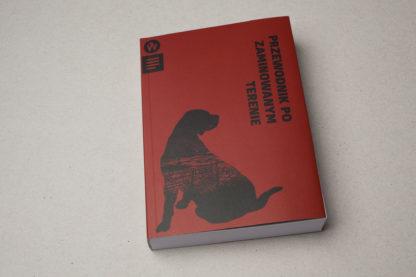 Okładka książki pod tytułem Przewodnik po zaminowanym terenie