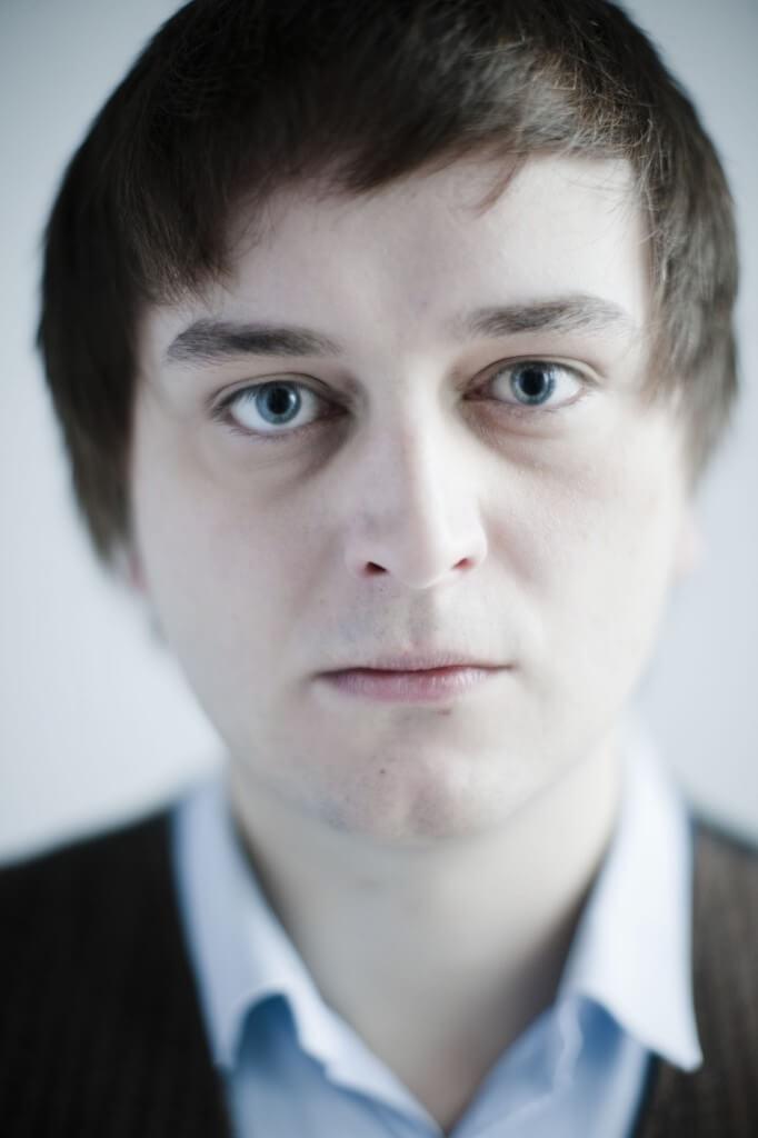 Grzegorz Kwiatkowski (fot.Michał Szlaga)