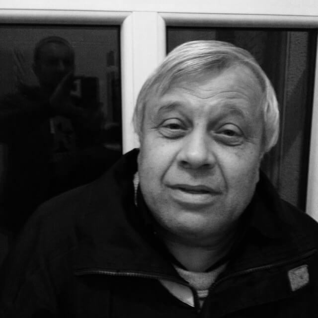 Milan Hrabal (fot.Krzysztof Śliwka)