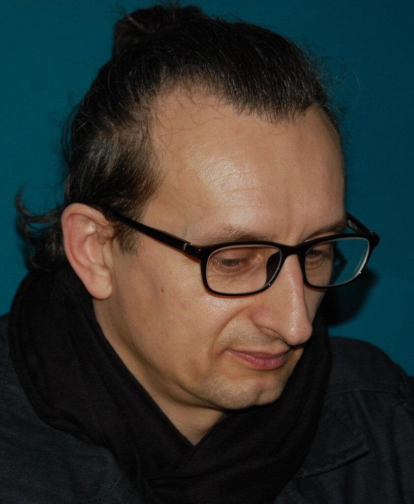 Tomasz Hrynacz / fot.K. Hrynacz