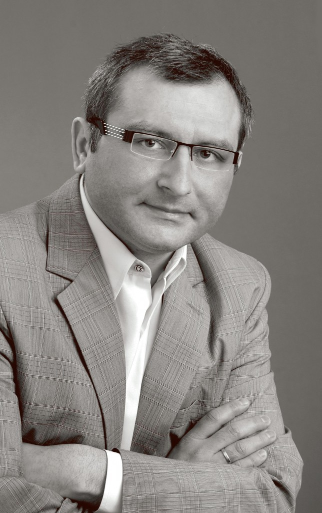 Arkadiusz Frania (fot.Szymon Halter)