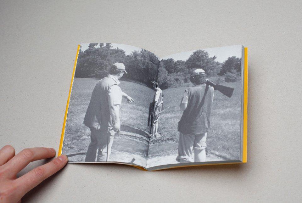 Otwarta książka podtytułem Międzyczasy