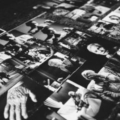 Kadr zkursu fotografii wOśrodku Postaw Twórczych.