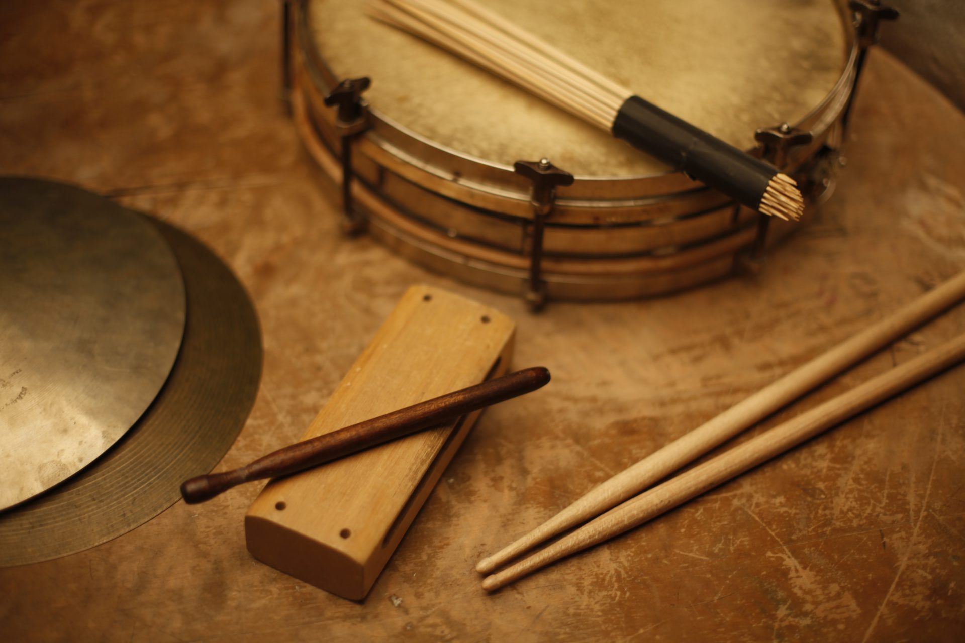 Percussion Course