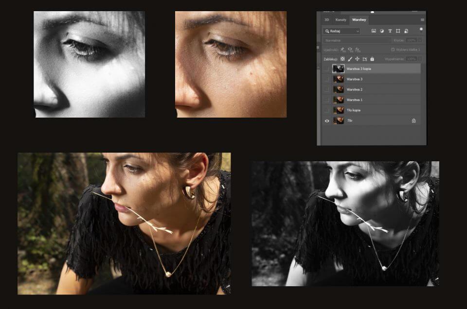 Photoshop - kurs_fot. Studio Trzy Koty