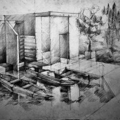 Kurs rysunku architektonicznego od podstaw - przygotowanie do egzaminów na studia