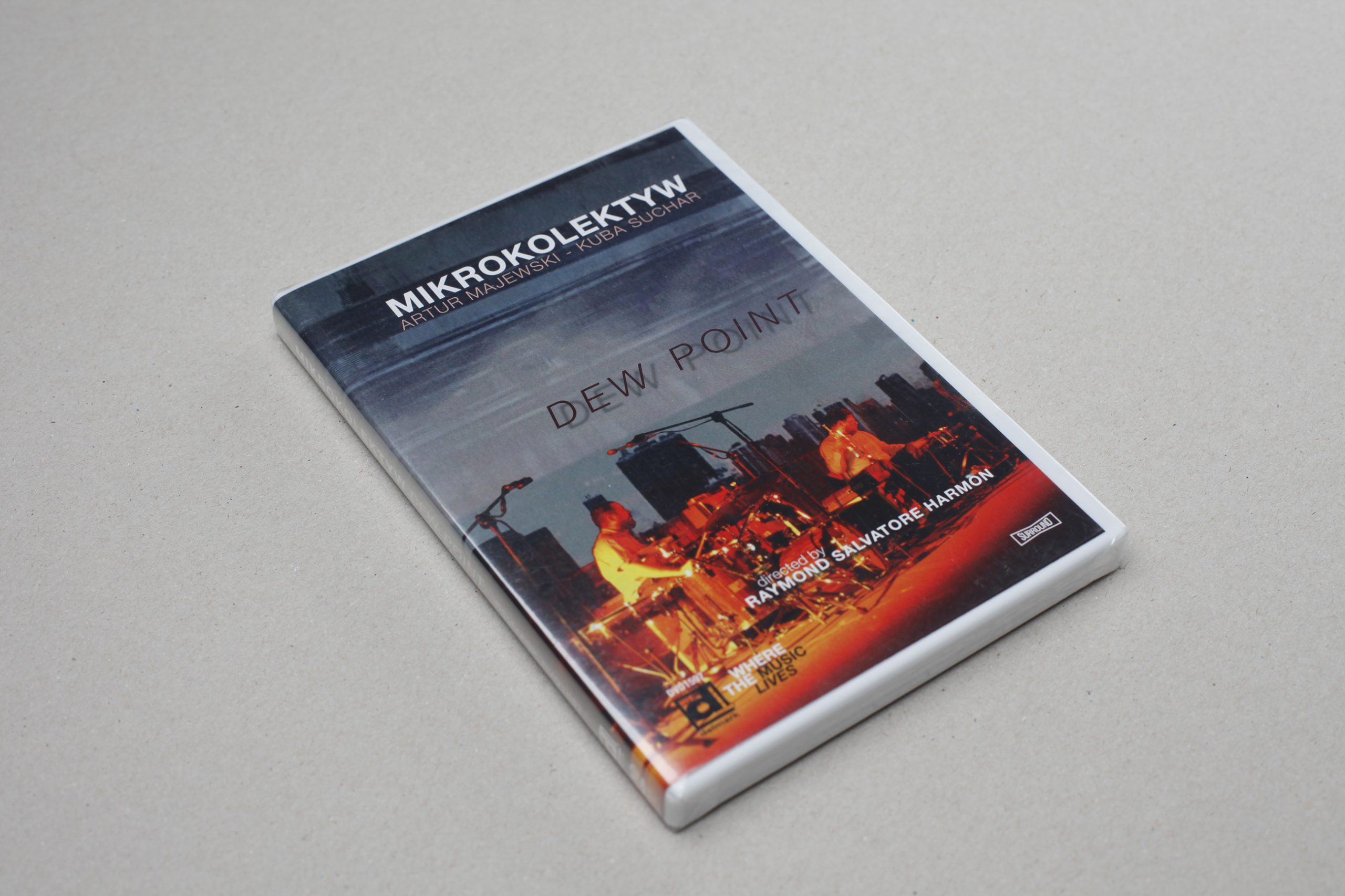 Mikrokolektyw: Dew Point (DVD)