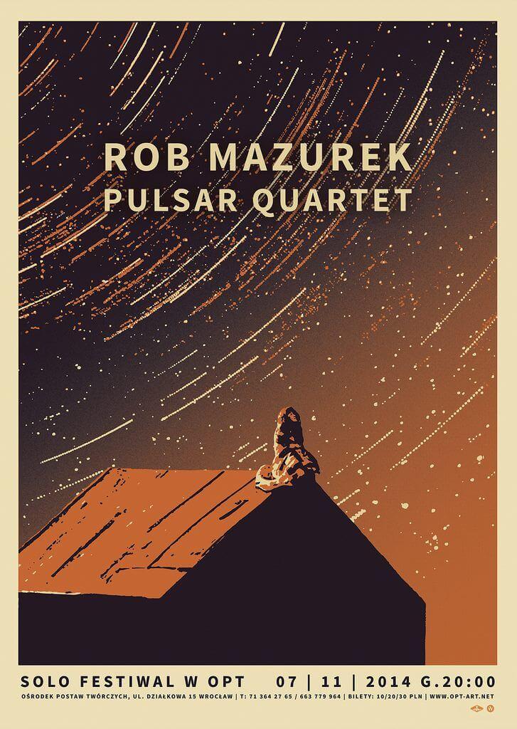 Rob Mazurek Pulsar Quartet