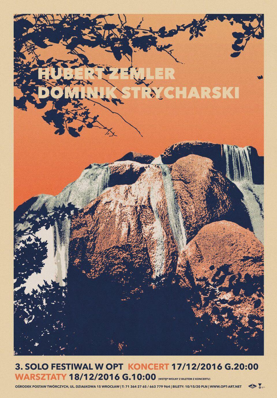 Hubert Zemler / Domnik Strycharski - 3. Solo Festiwal wOPT