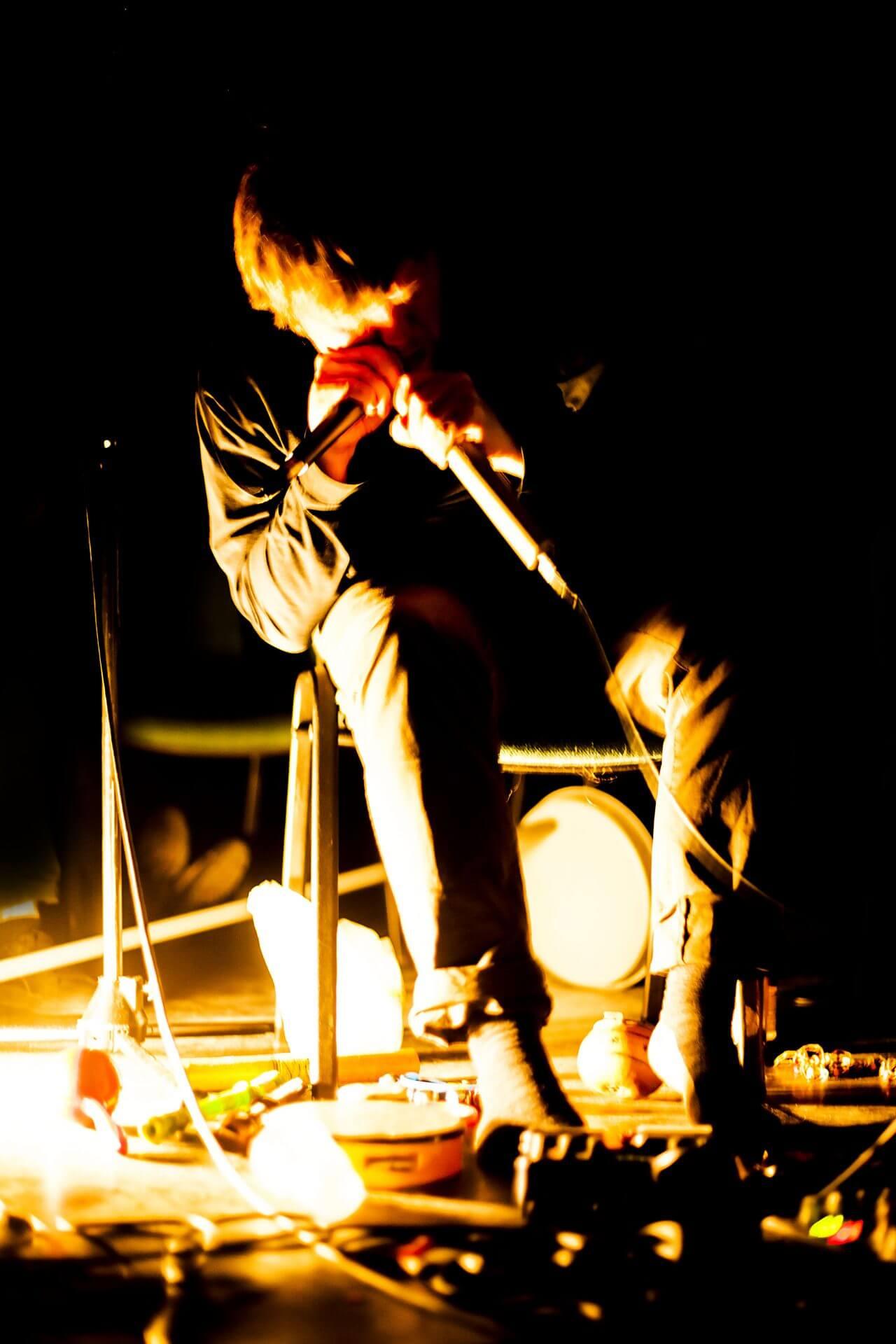 Günter Heinz & Shepherds of Cats & VJ Pietrushka – koncert (10 XI)