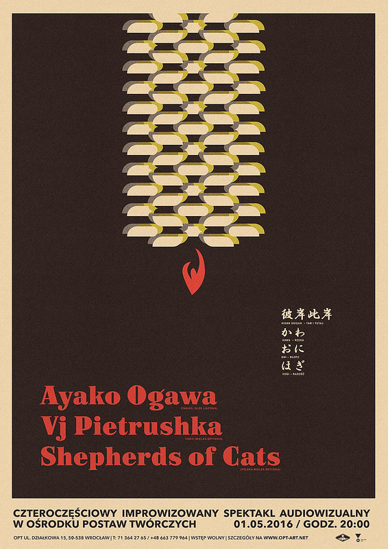 Ogawa & VJ Pietrushka & Shepherds of Cats