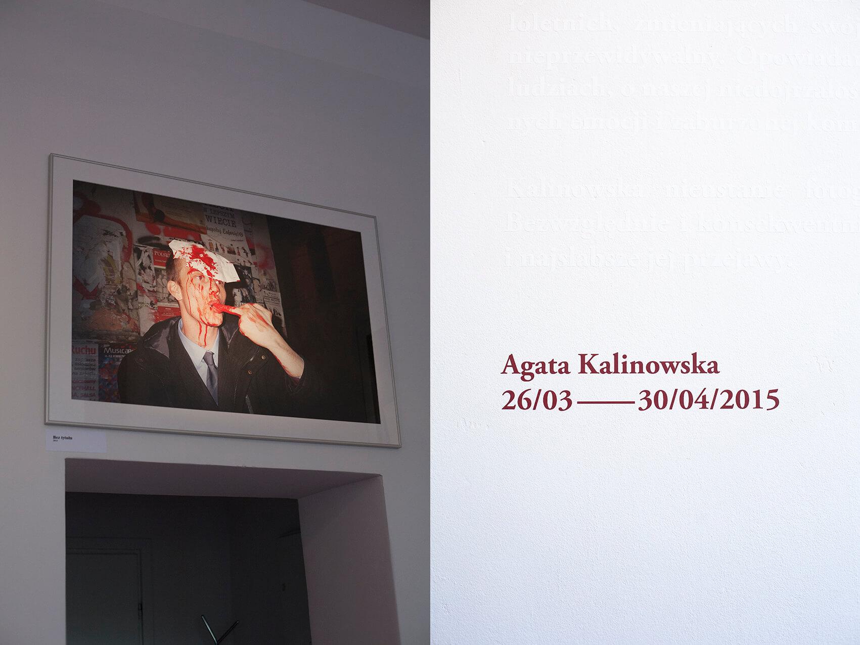 Agata Kalinowska: Tylkosię niezakochaj