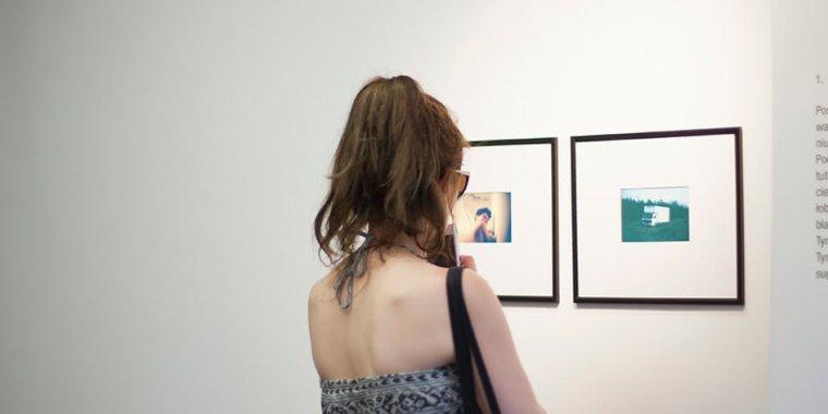 Spotkanie autorskie wramach wystawy Bogusława Madeja