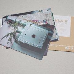 Pocztówki fotograficzne projektu Miasto