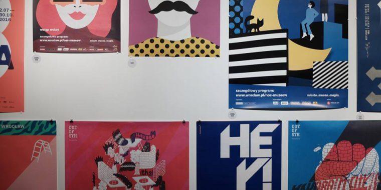 25 Wystawa Wrocławskiej Grafiki Użytkowej