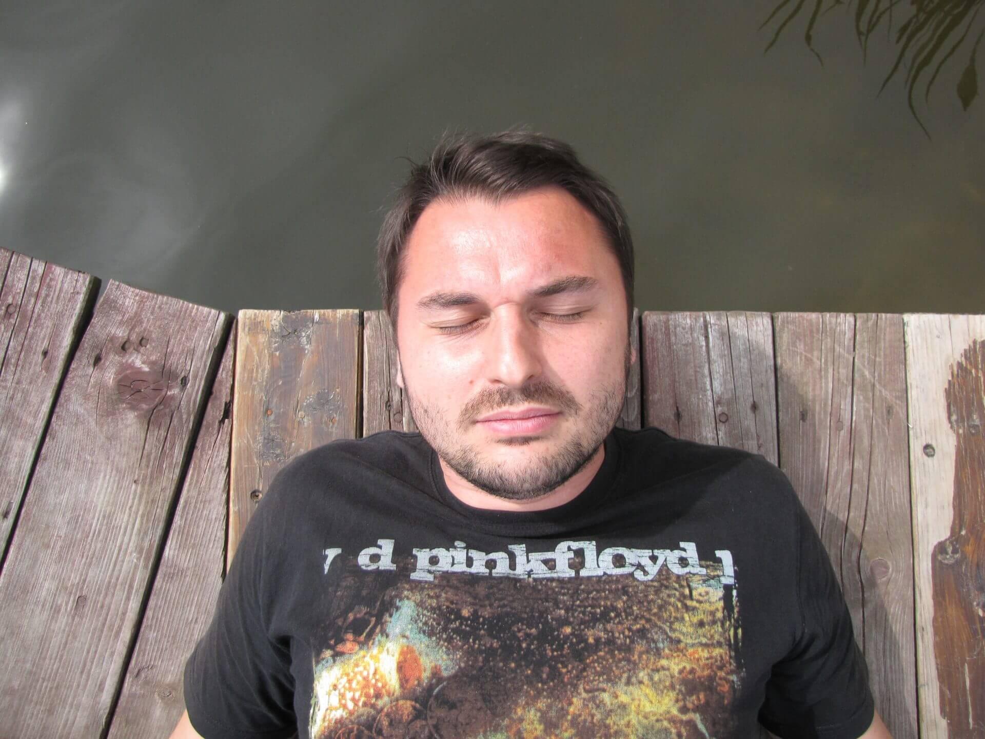 Bartosz Suwiński (fot.Dominika Suwińska)