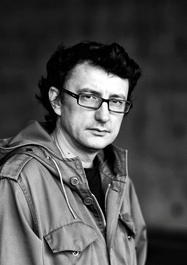 Maciek Bielawski (fot.Roland Okoń)