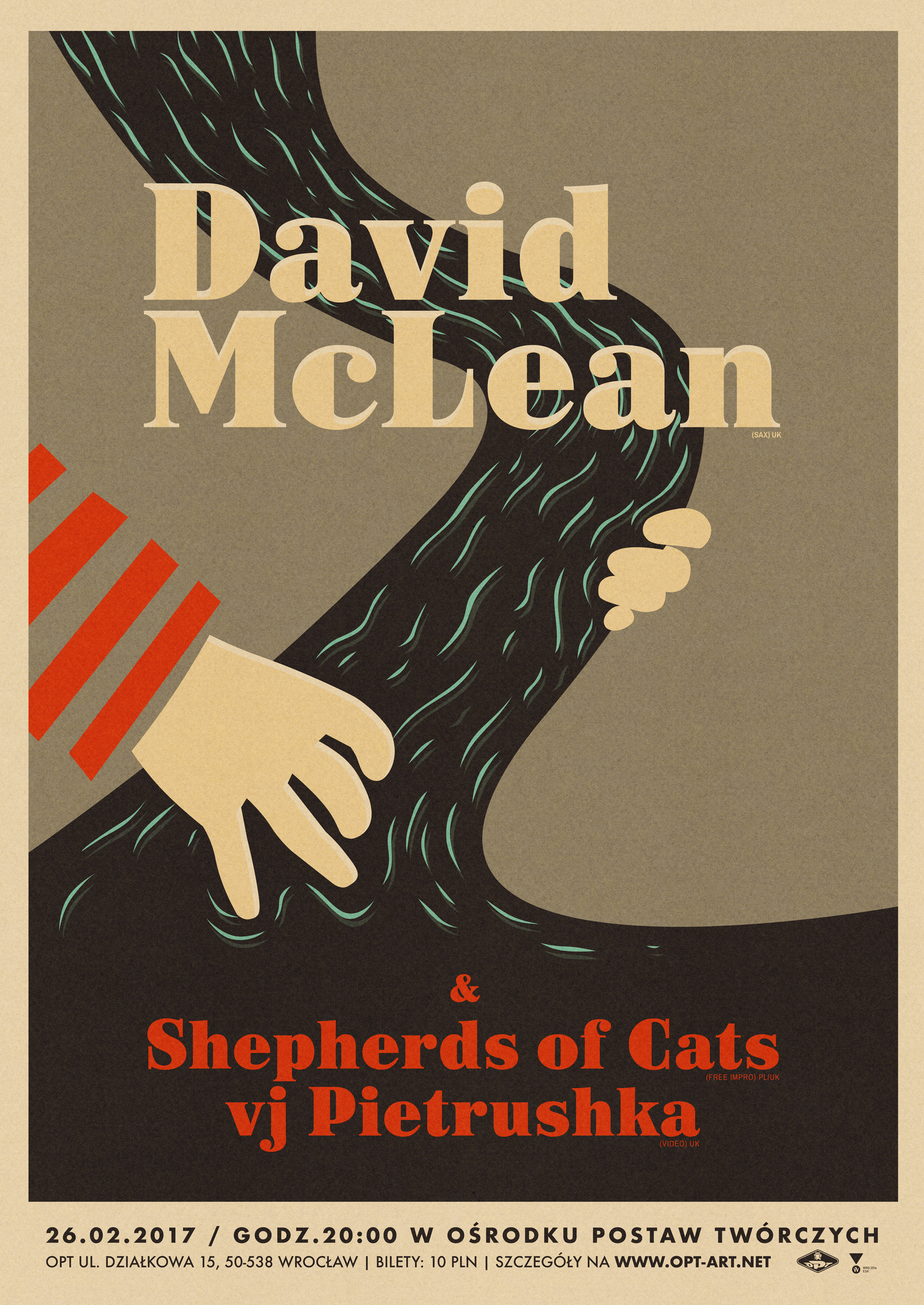 David McLean & Shepherds of Cats & VJ Pietrushka