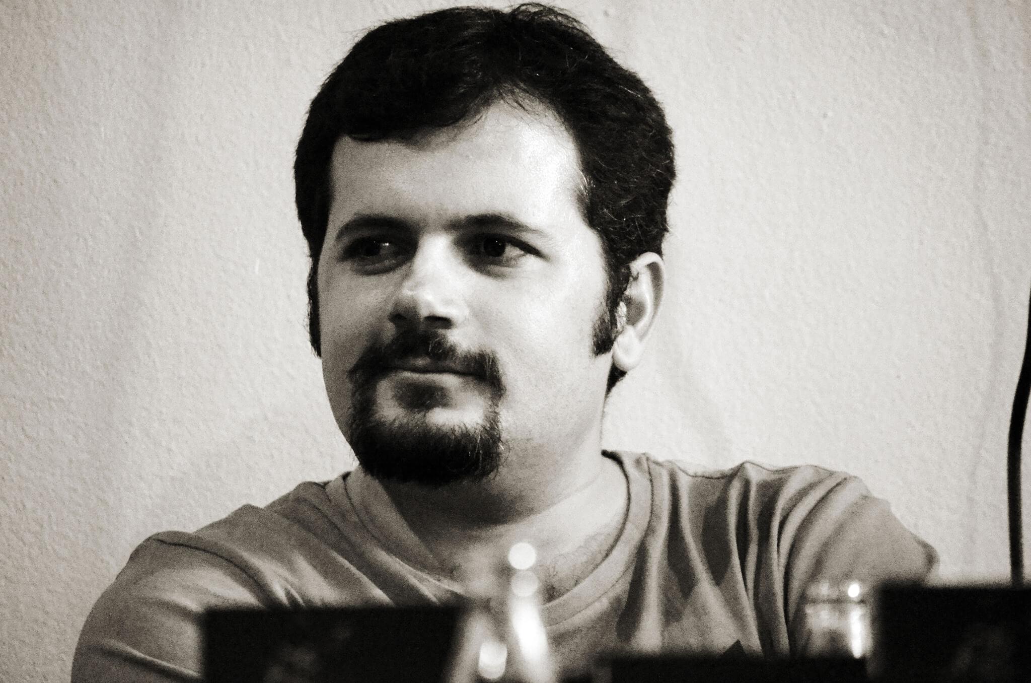 Radu Vancu (fot.Medeea Iancu)