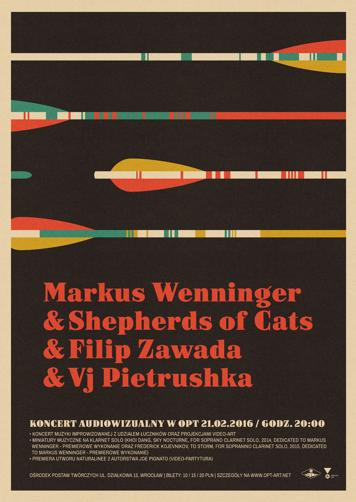 Markus Wenninger & Shepherds of Cats & Vj Pietrushka & Filip Zawada