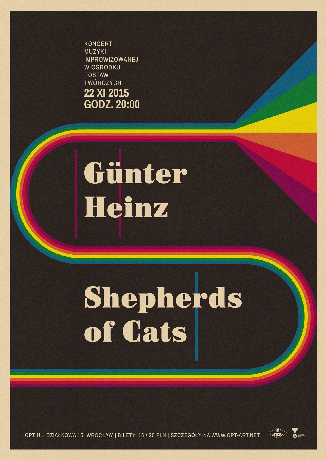 Günter Heinz & Shepherds of Cats