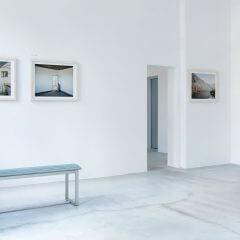 Wystawa zatytułowana Pamięć wody.