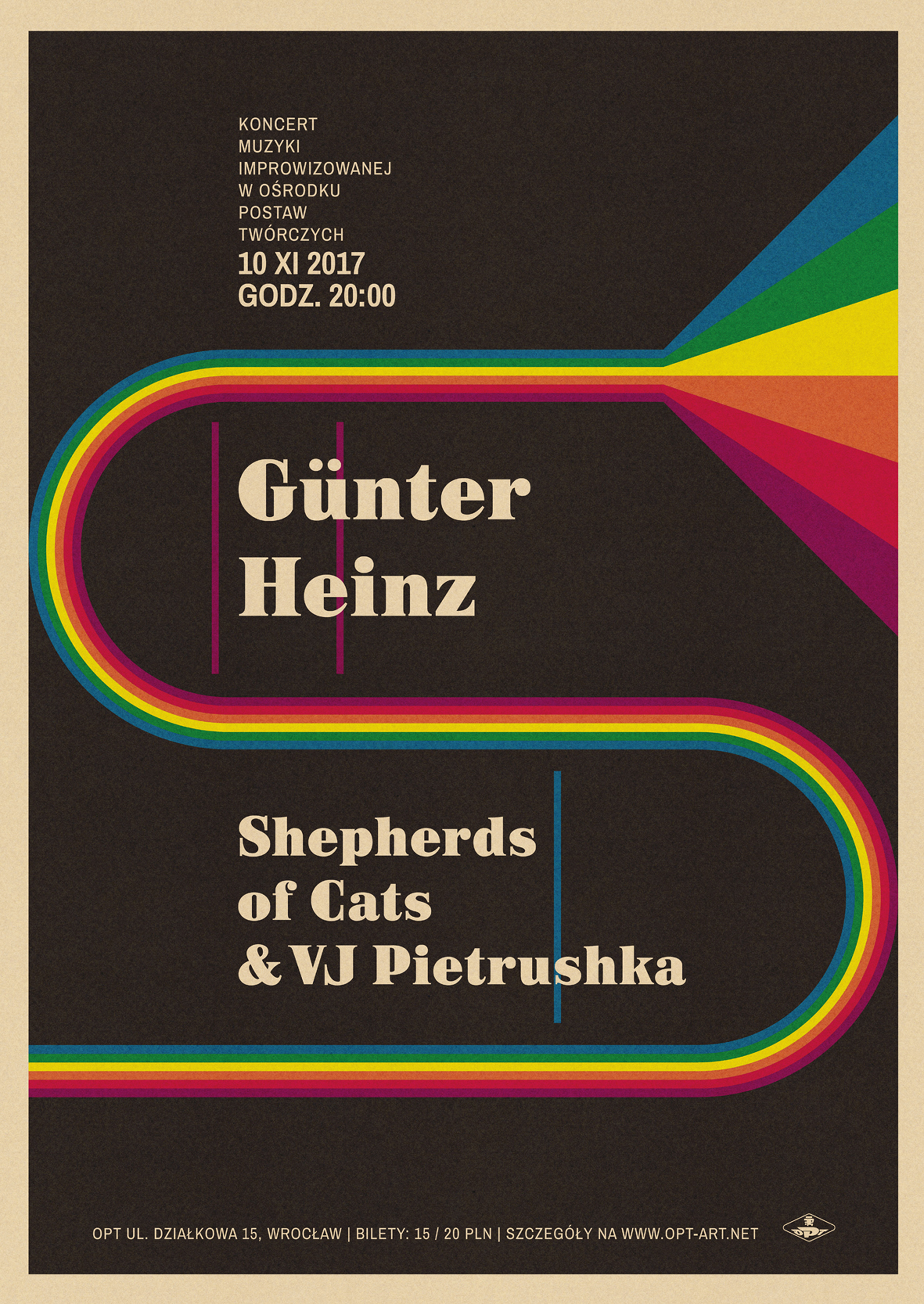Günter Heinz & Shepherds of Cats & VJ Pietrushka