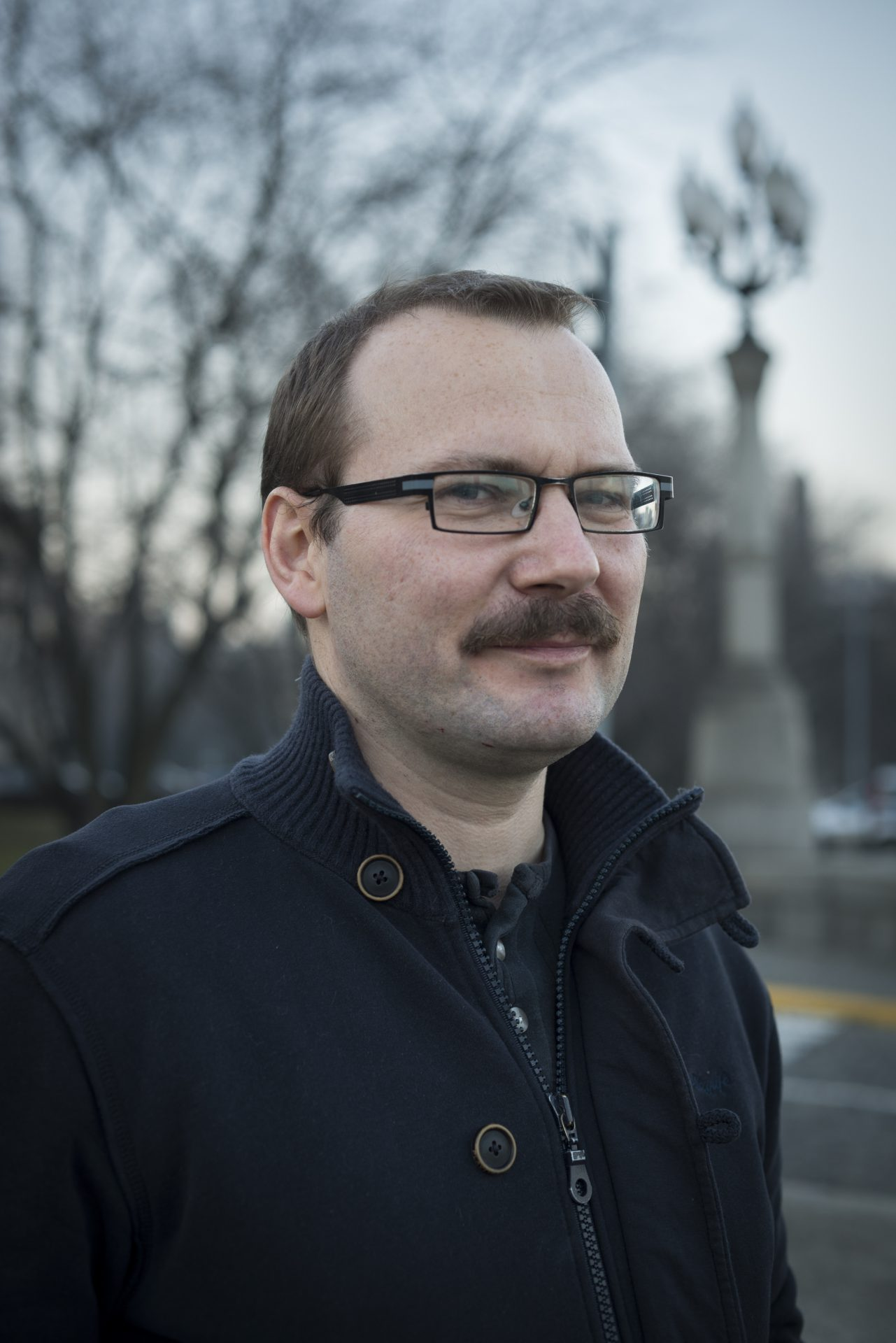 Wojciech Albiński (fot.Szymon Rogiński)