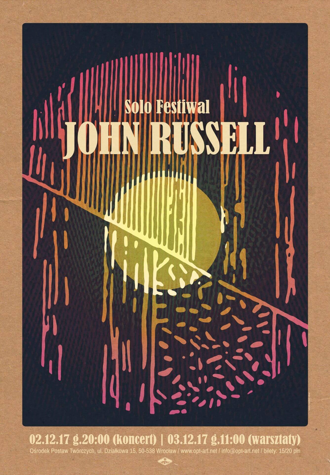John Russell - Solo Festiwal