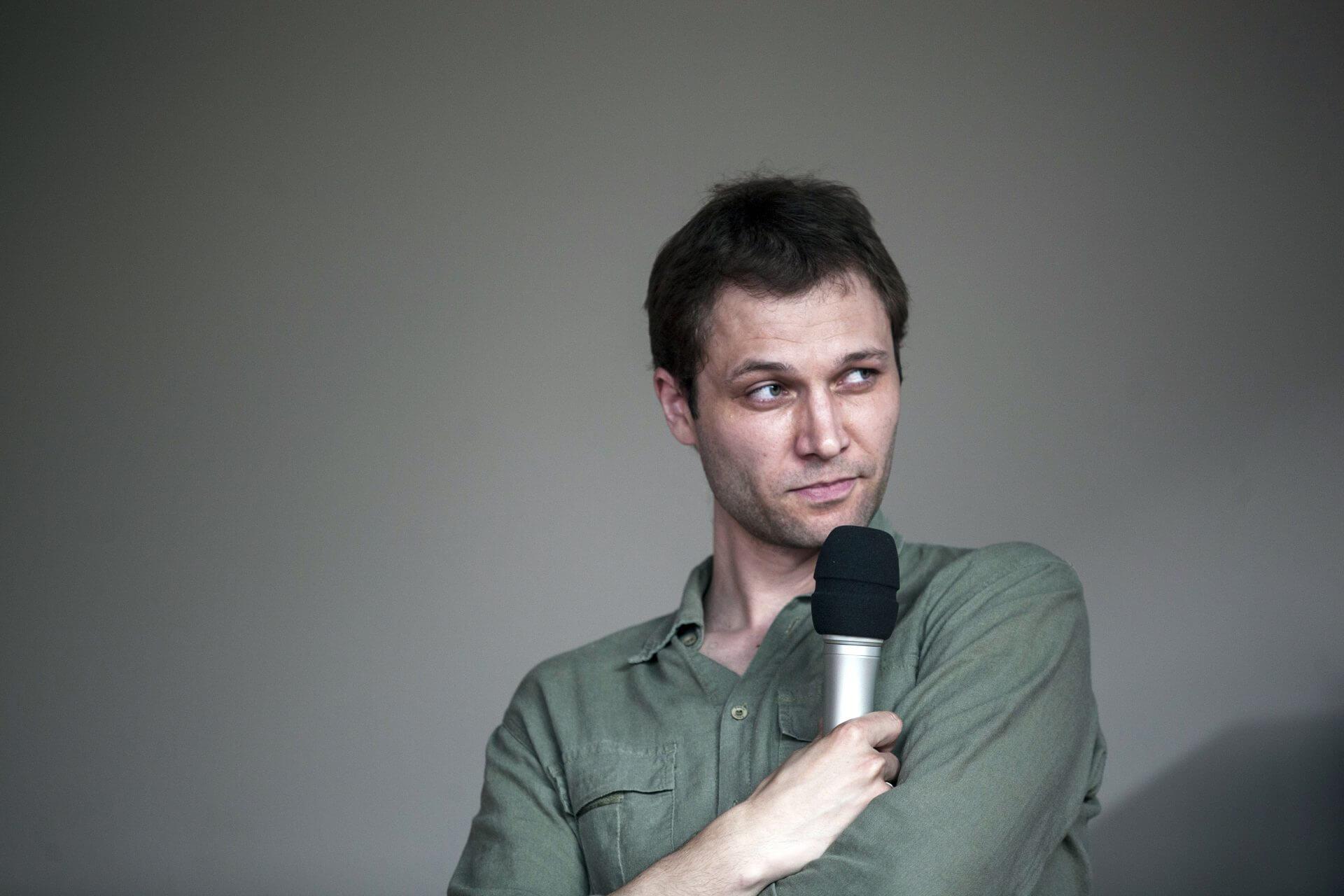 Krzysztof Siwczyk (fot.Tomasz Wiech)