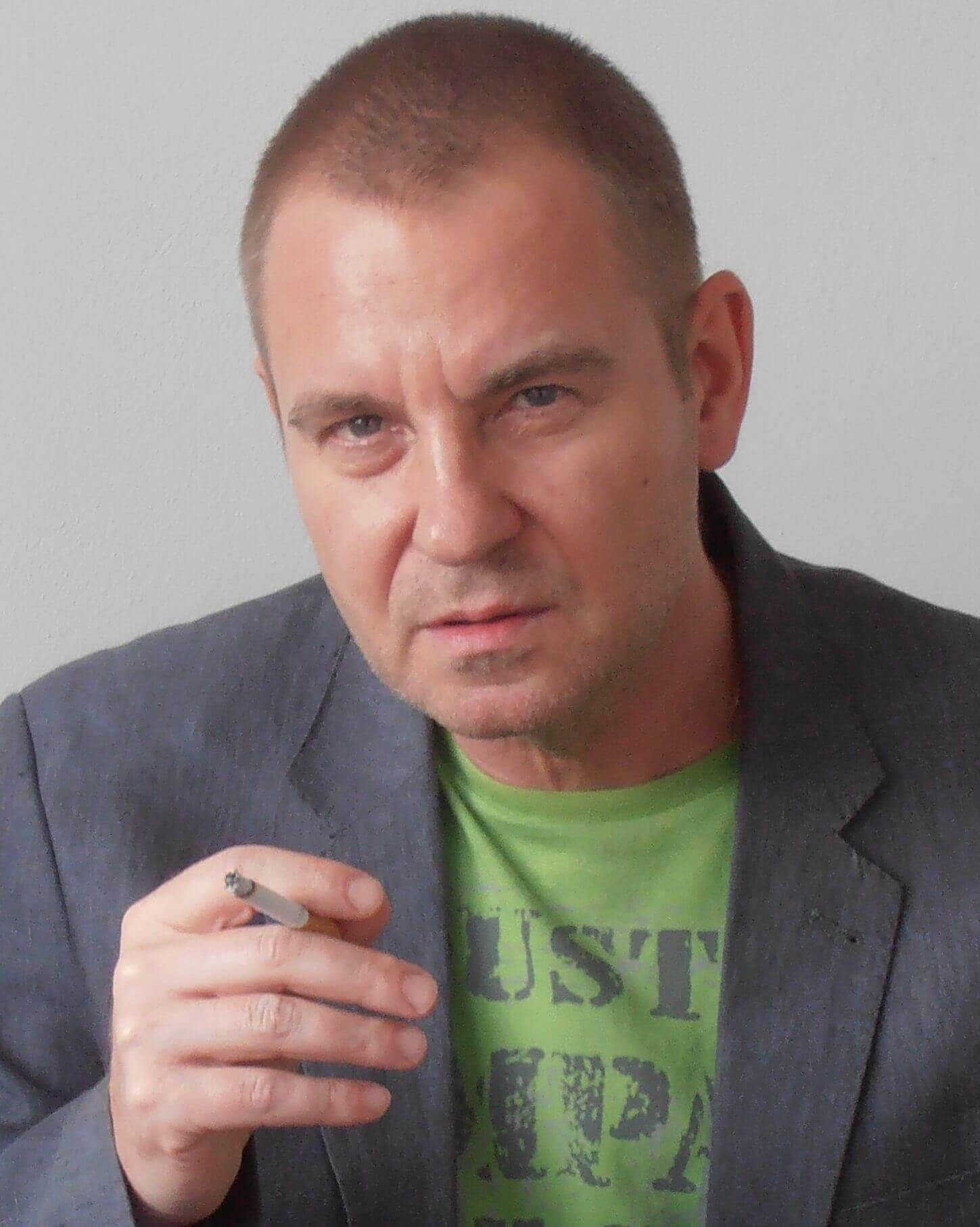 Krzysztof Niewrzęda (fot.Dorota Damaschke)