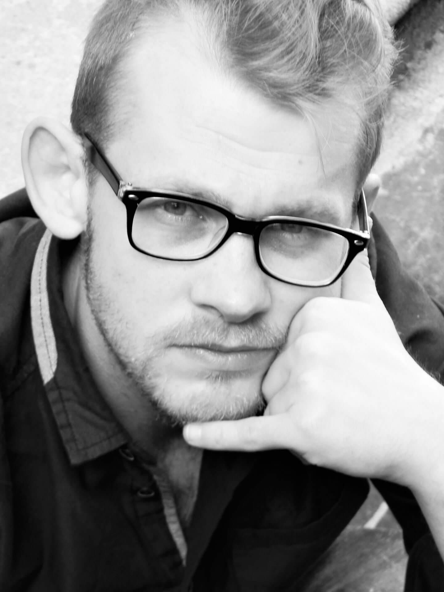 Patryk Zimny (fot.Tadeusz Dąbrowski)