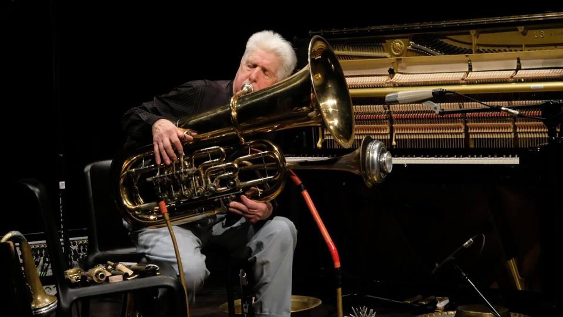 Zdzisław Piernik – koncert iwarsztaty Solo Festiwal (19-20.05)
