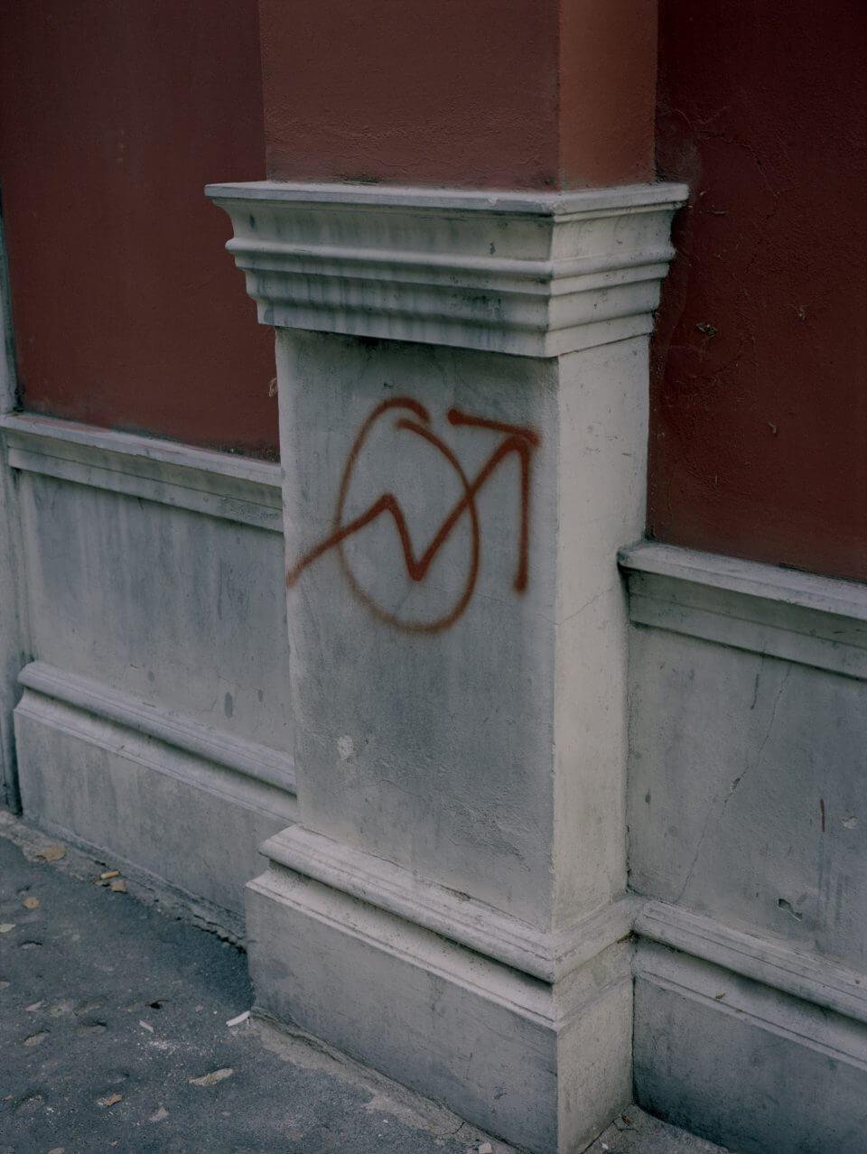 Graffiti namurze.