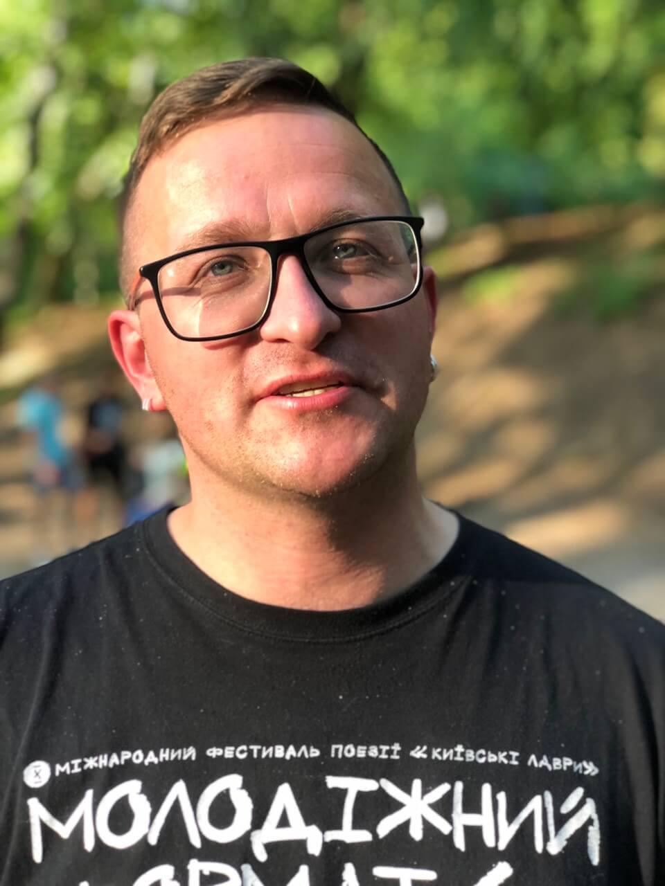 Yury Zavadsky (fot.Igor Papusza)