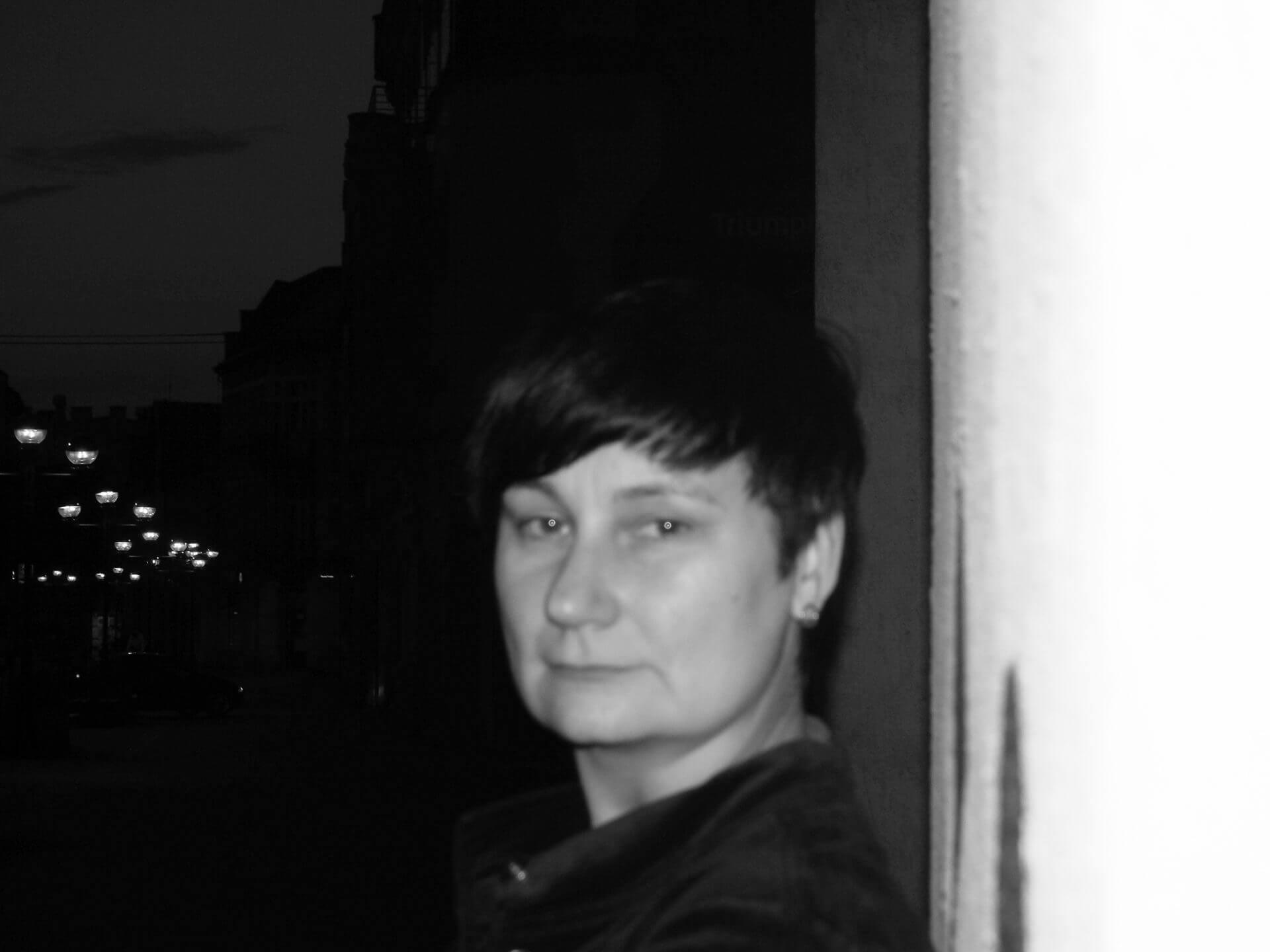 Ewa Olejarz (fot.Magdalena Ostrowska)