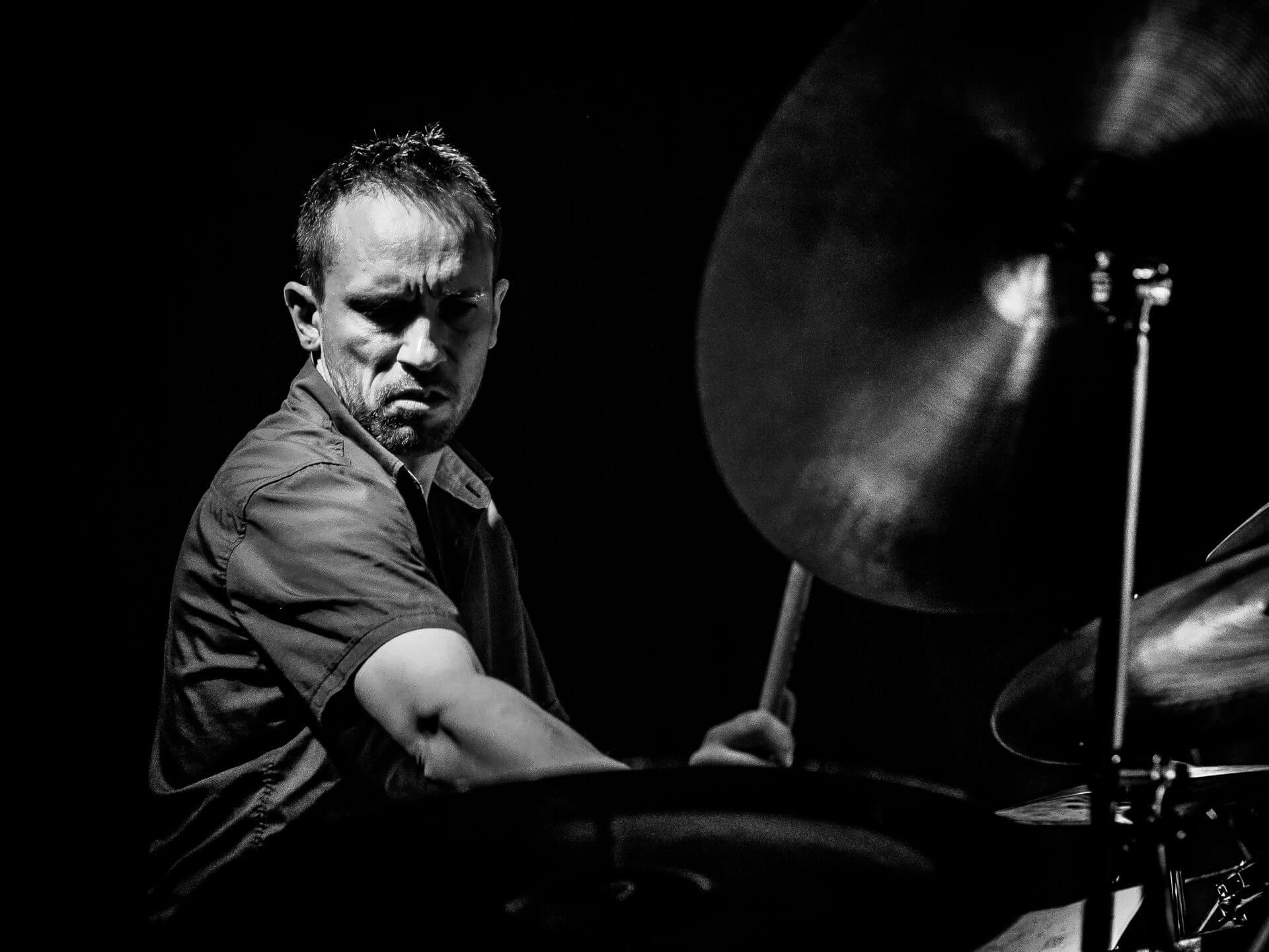 Paal Nilssen-Love – koncert iwarsztaty Solo Festiwal (10-11.11)