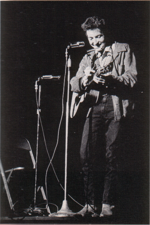 Bob Dylan (Wikipedia, CC)