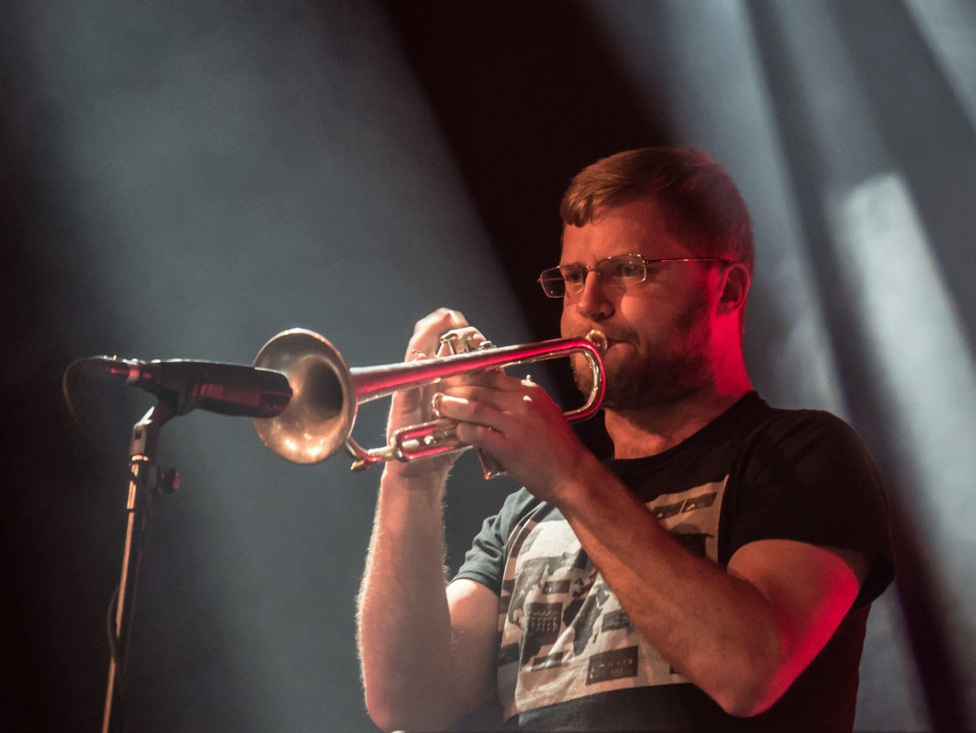 Peter-Evans - fot. Harald Krichel
