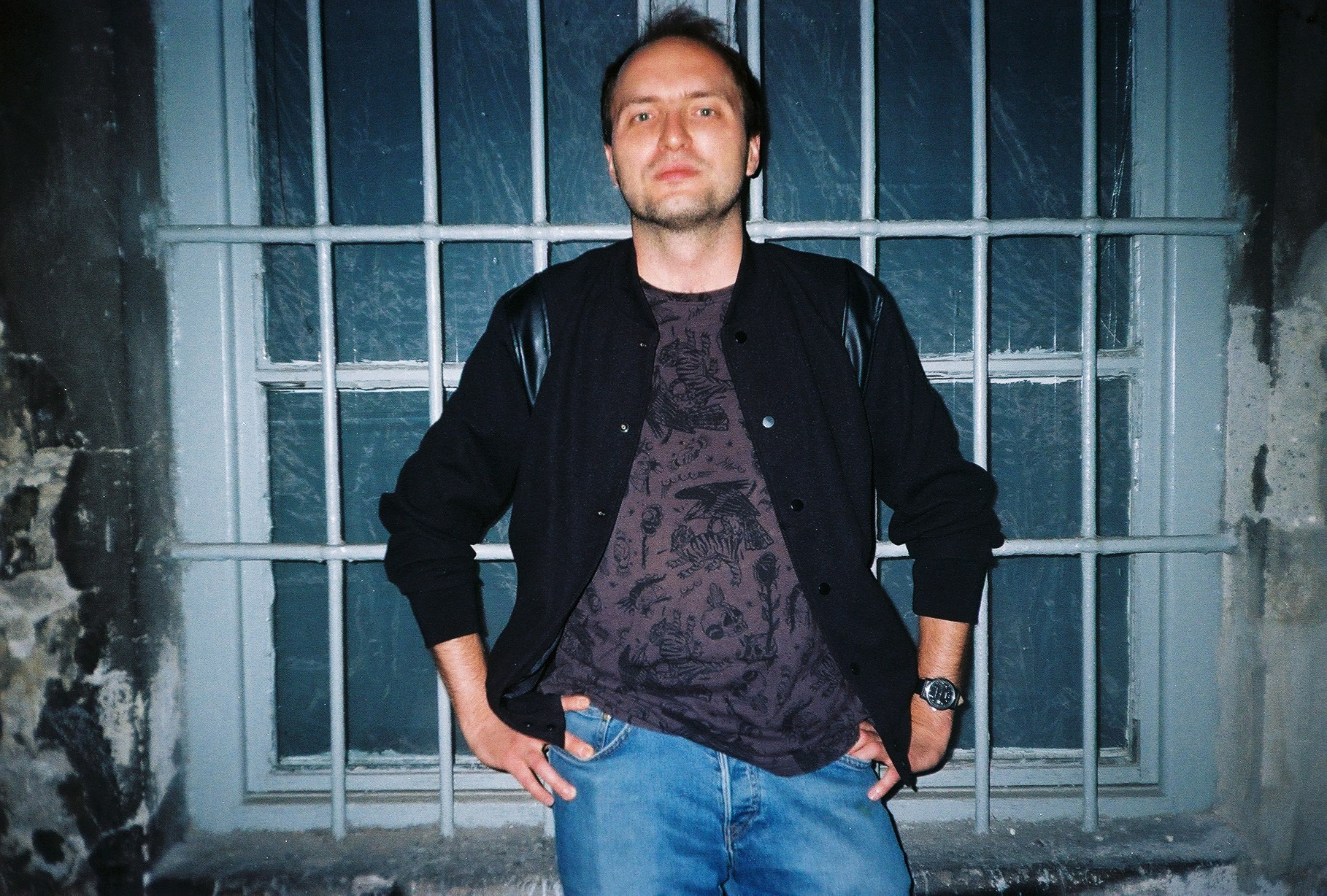 Michał Koza (fot.A. Wróblewska)