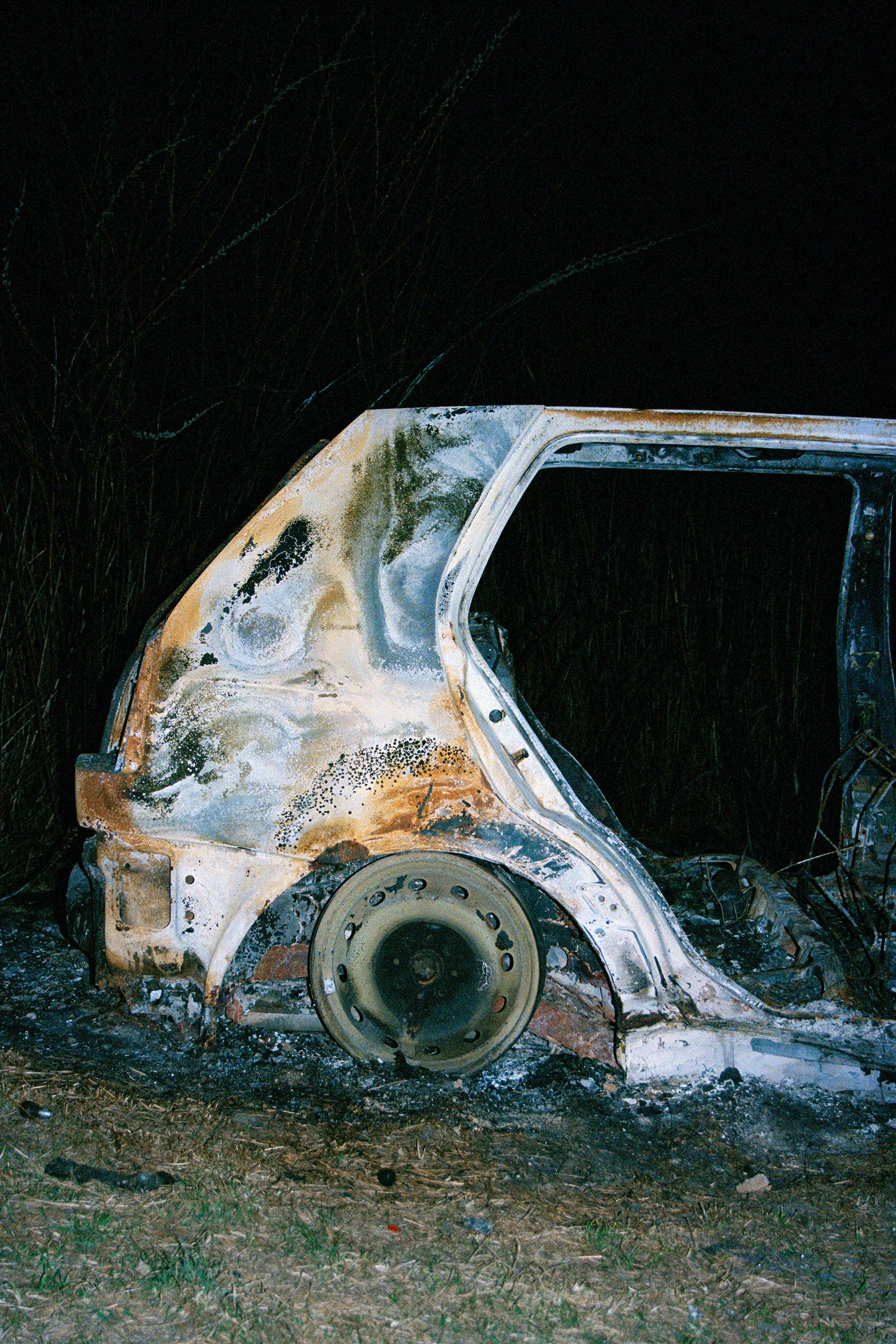 Krzysztof Kowalczyk: Przyjdzie noc (8.08-27.09.2019)