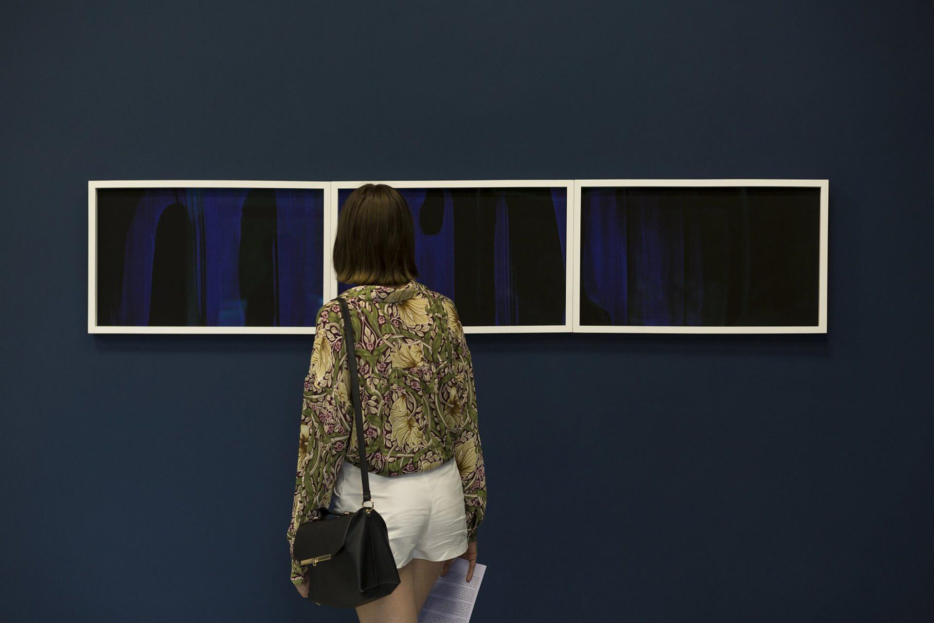 Krzysztof Kowalczyk - Przyjdzie noc - fot. Alicja Kielan (wystawa w MpM14 od 8.08 do 27.09.2019)