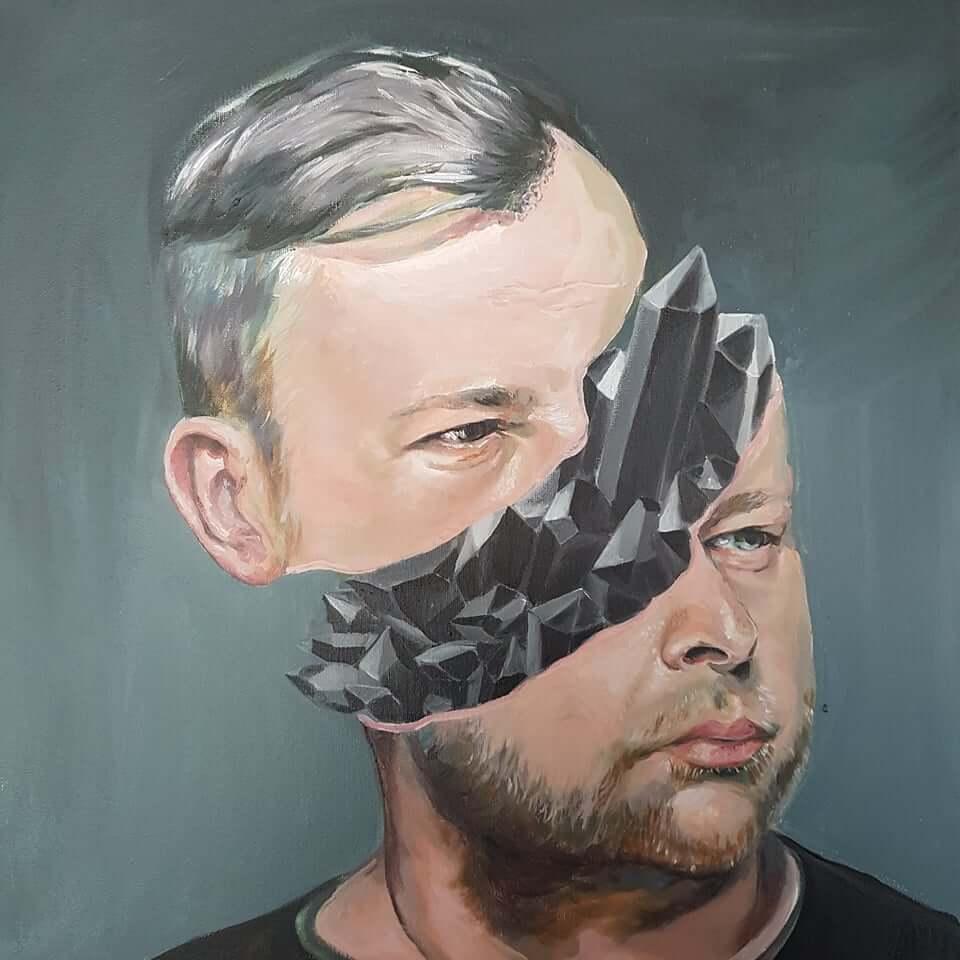 Wojciech Brzoska (portret byAnopsy)