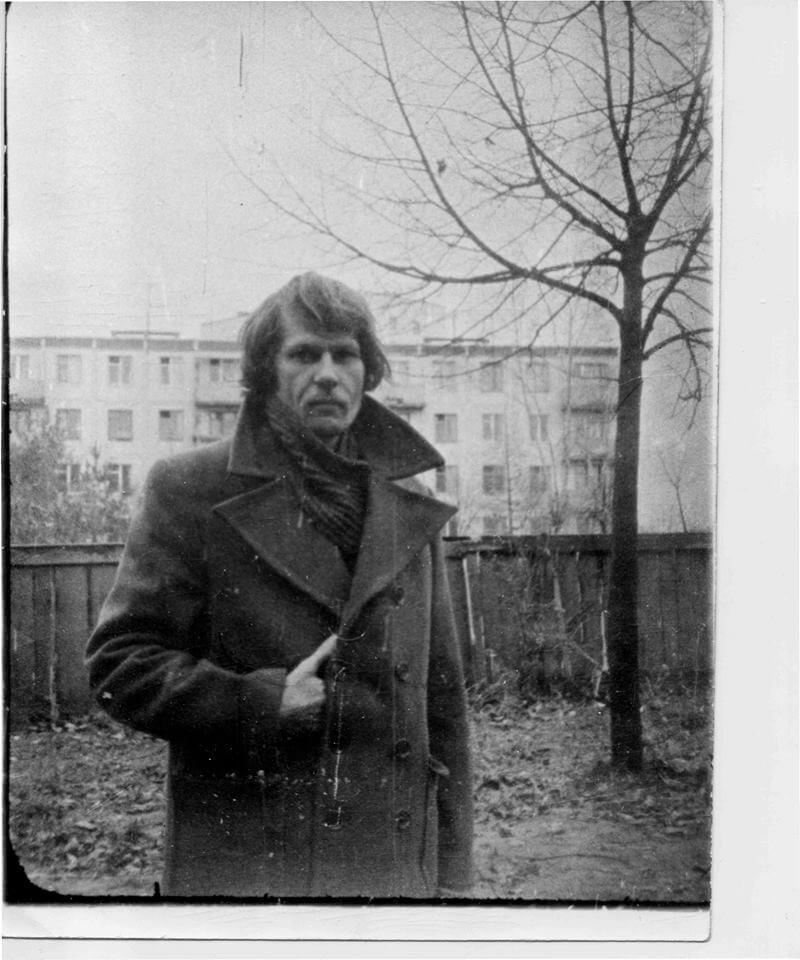 Jewgienij Charitonow (fot.Michaił Fajnerman, ok. 1980 r. zarchiwum Iwana Achmietjewa)