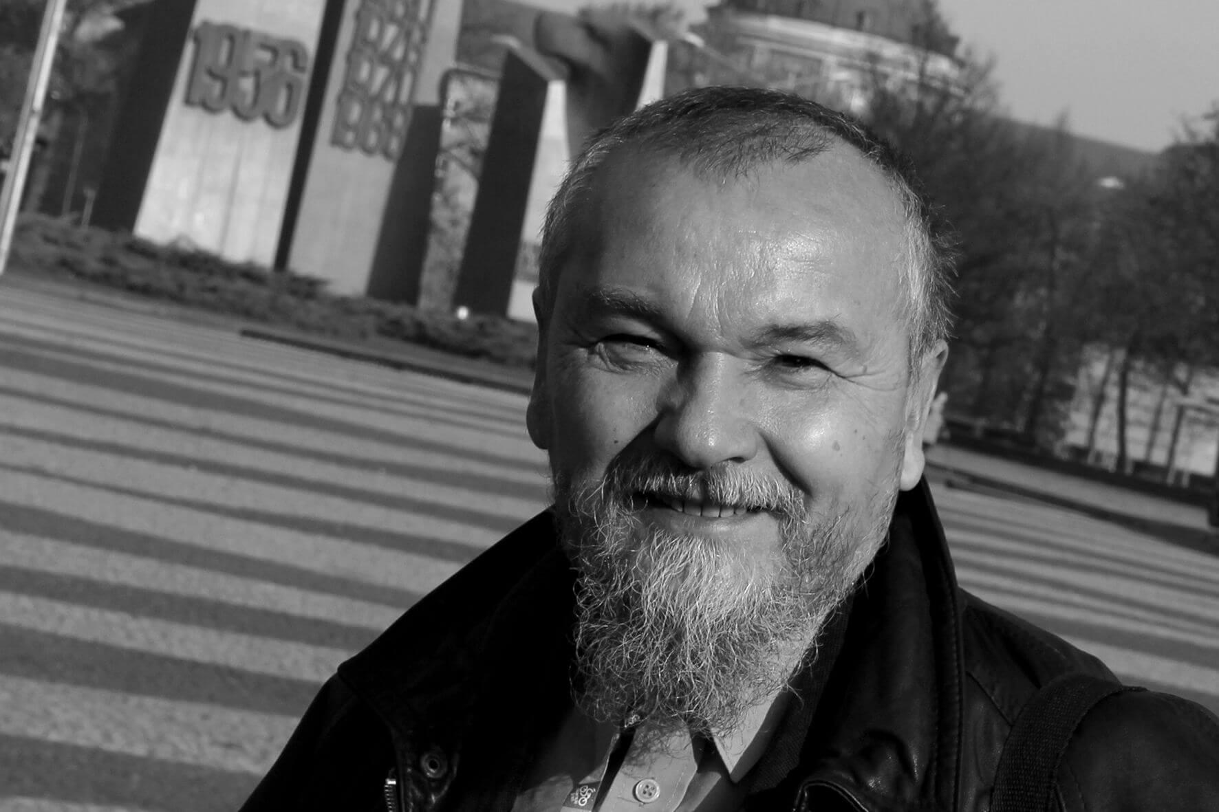 Tadeusz Zawadowski (fot.Andrzej Walter)