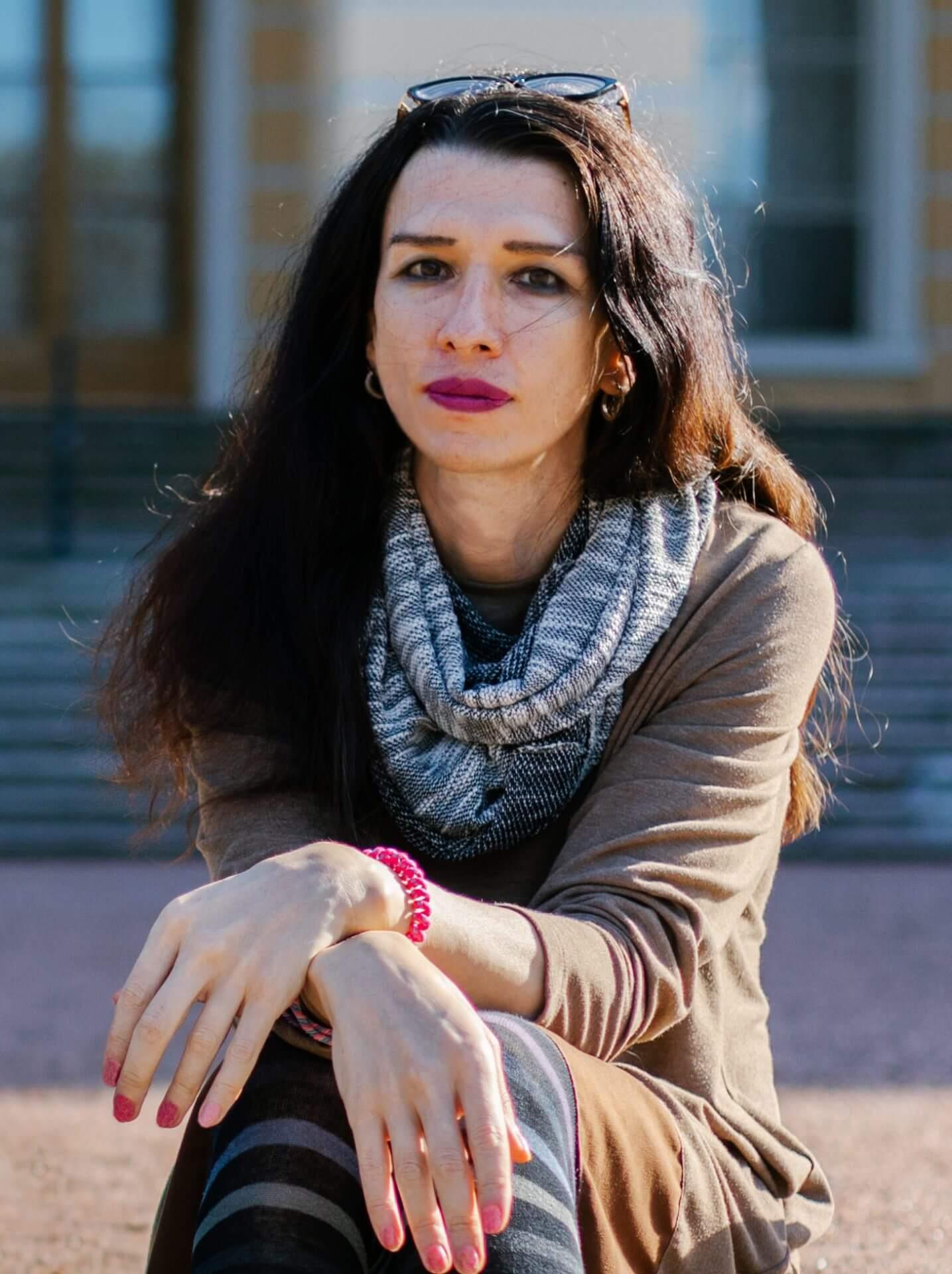 Rufija Dżenrbekowa (fot.Aleksandr Kuczerenko)