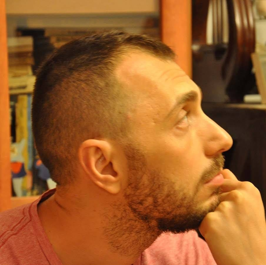 Oleksandr Awerbuch (fot.Gali-Dana Zinger)