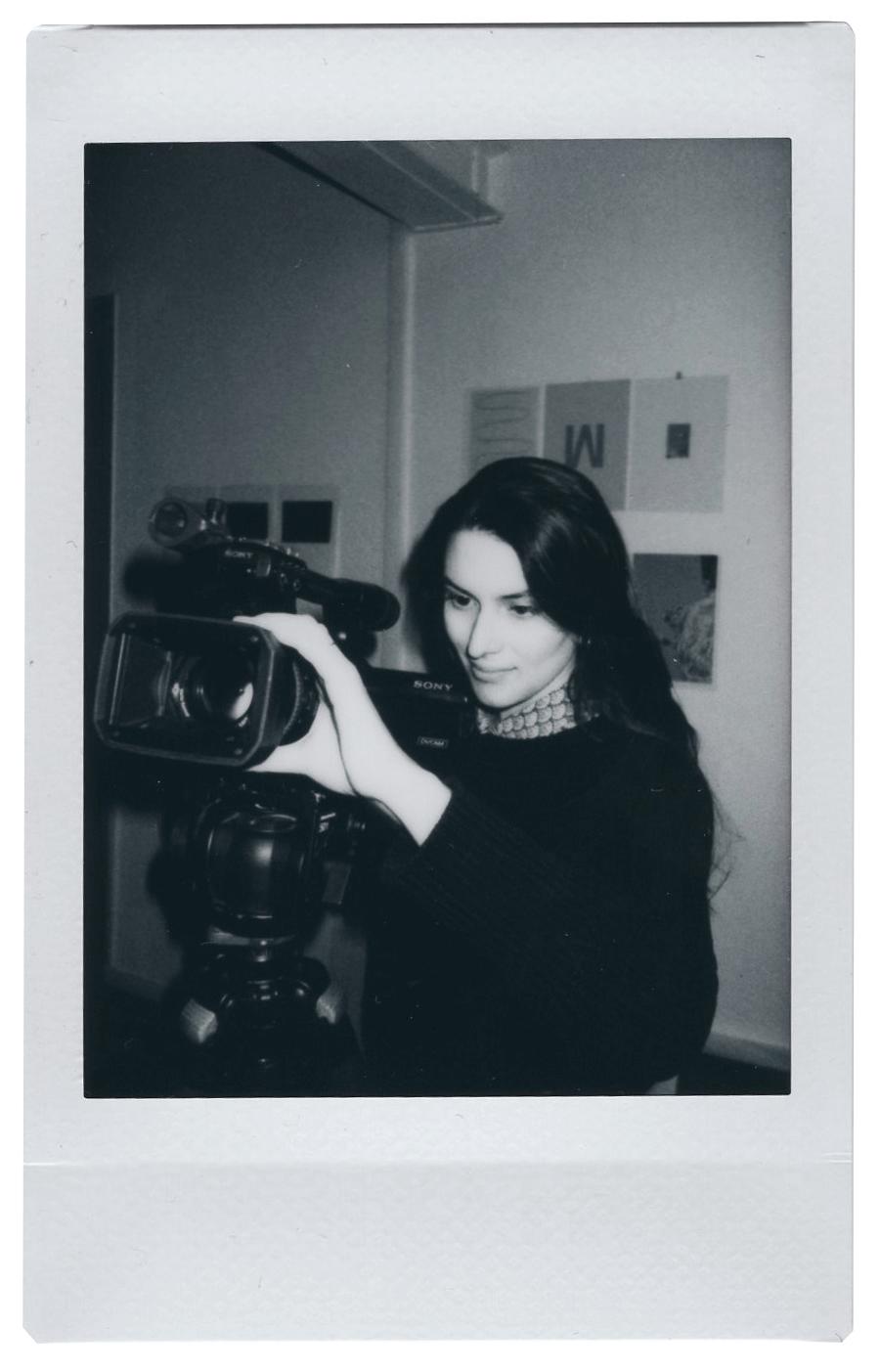 Marta Skoczeń (fot.Maxime Giol)