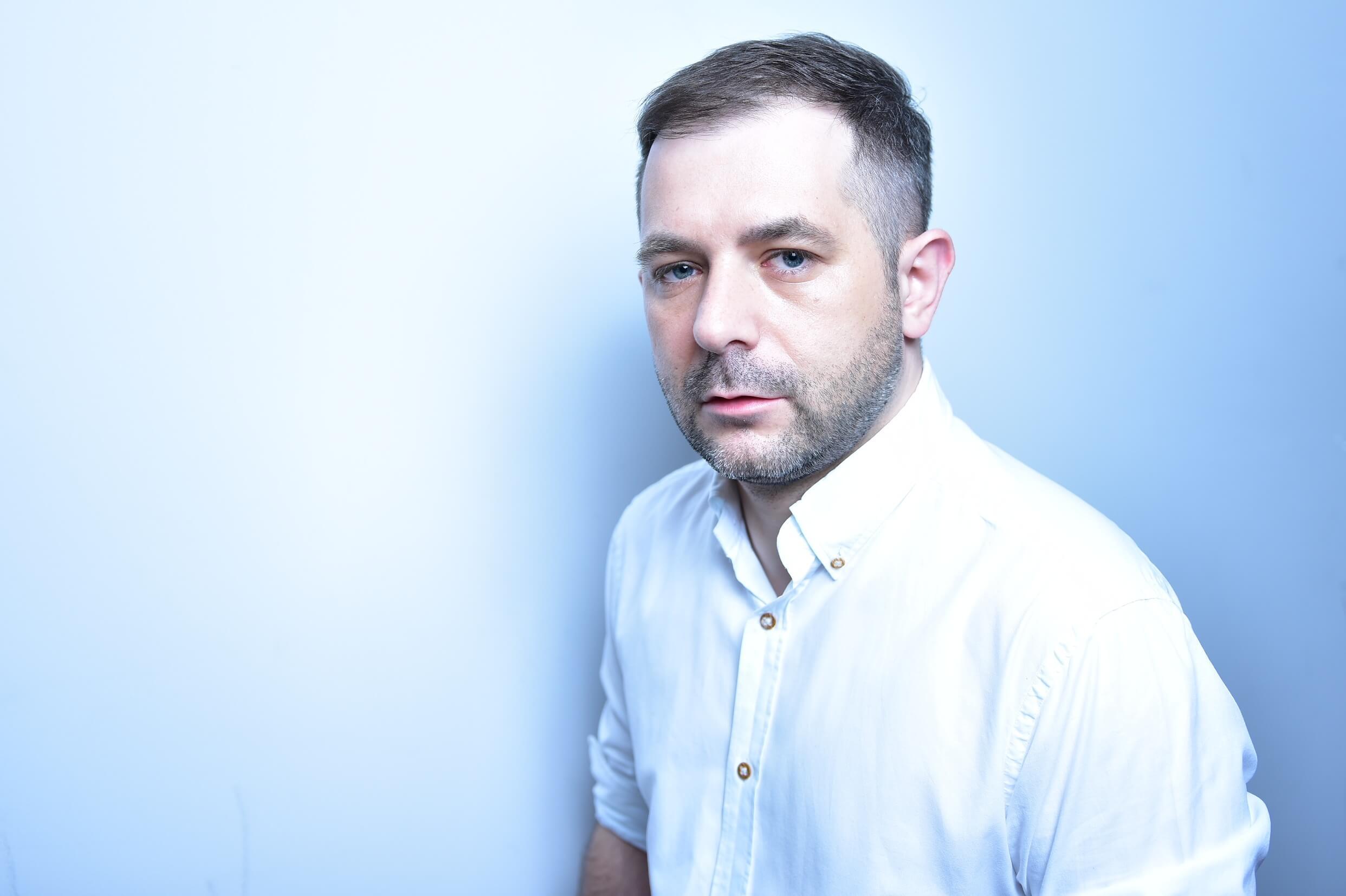 Tomasz Pietrzak (fot.Aleksander Rojek)